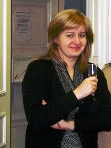 Оксана Платошина. Выпускница Школы переводчиков-референтов
