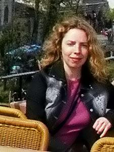 Зоя Стрелкова. Выпускница Школы переводчиков-референтов